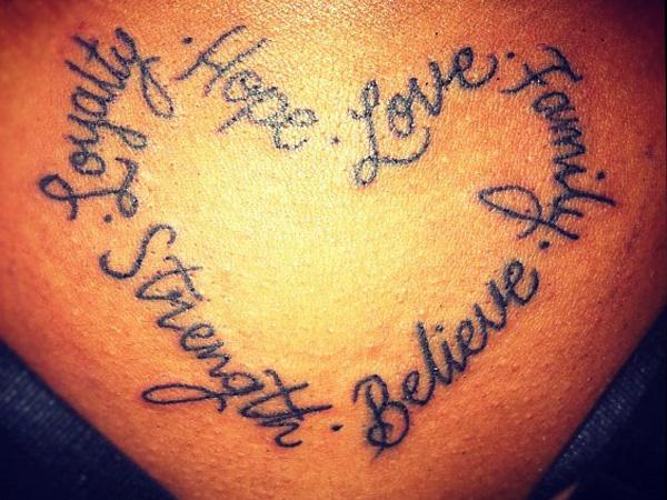69+ Incredible Strength Tattoos