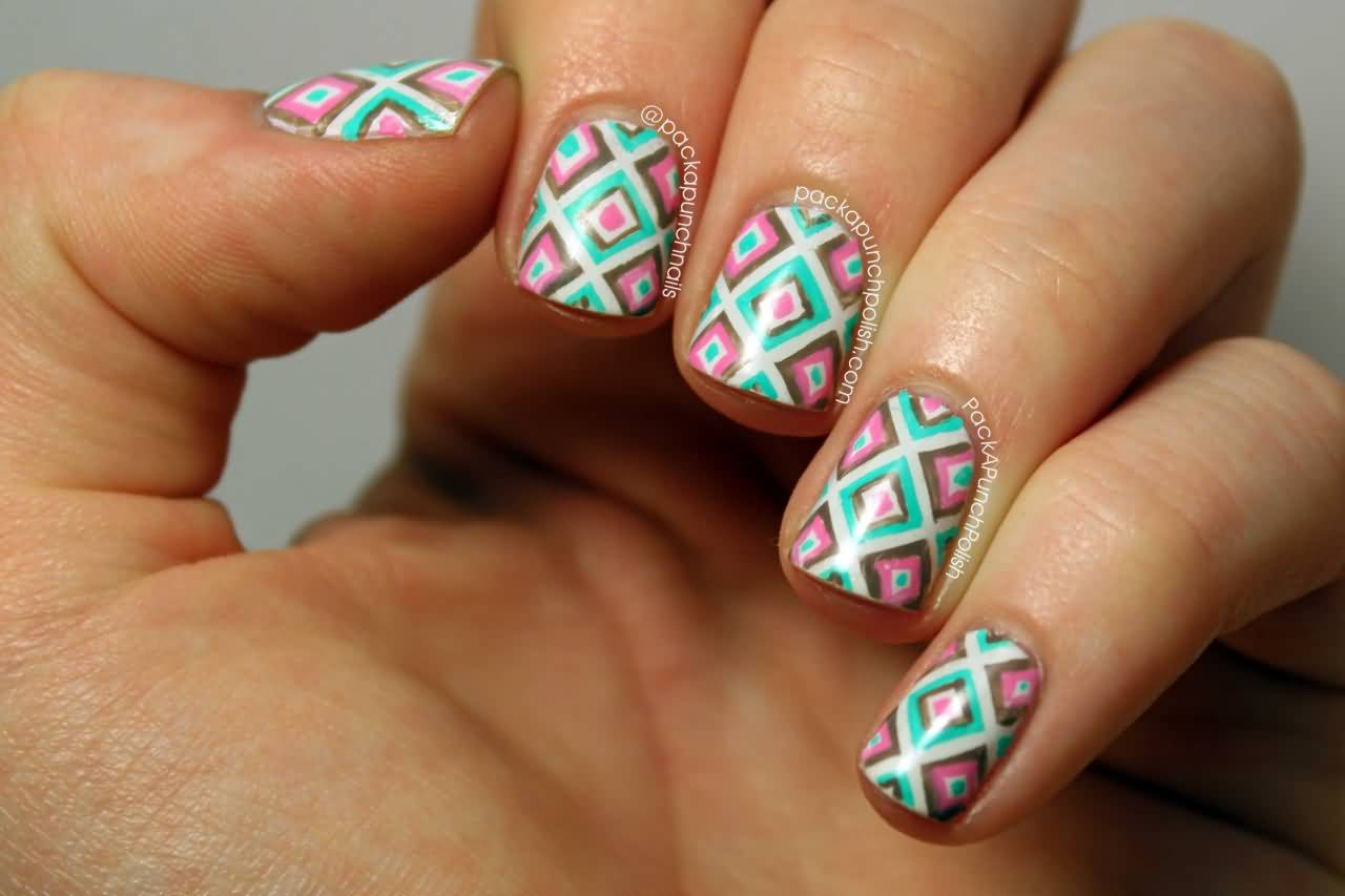 Nail Art Ideas » Nail Art Patterns - Pictures of Nail Art Design Ideas