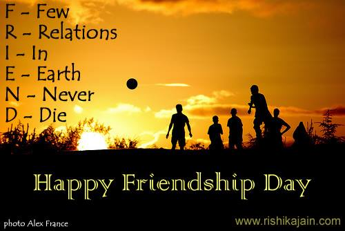 Happy Friendship Day Meaning Of Friend