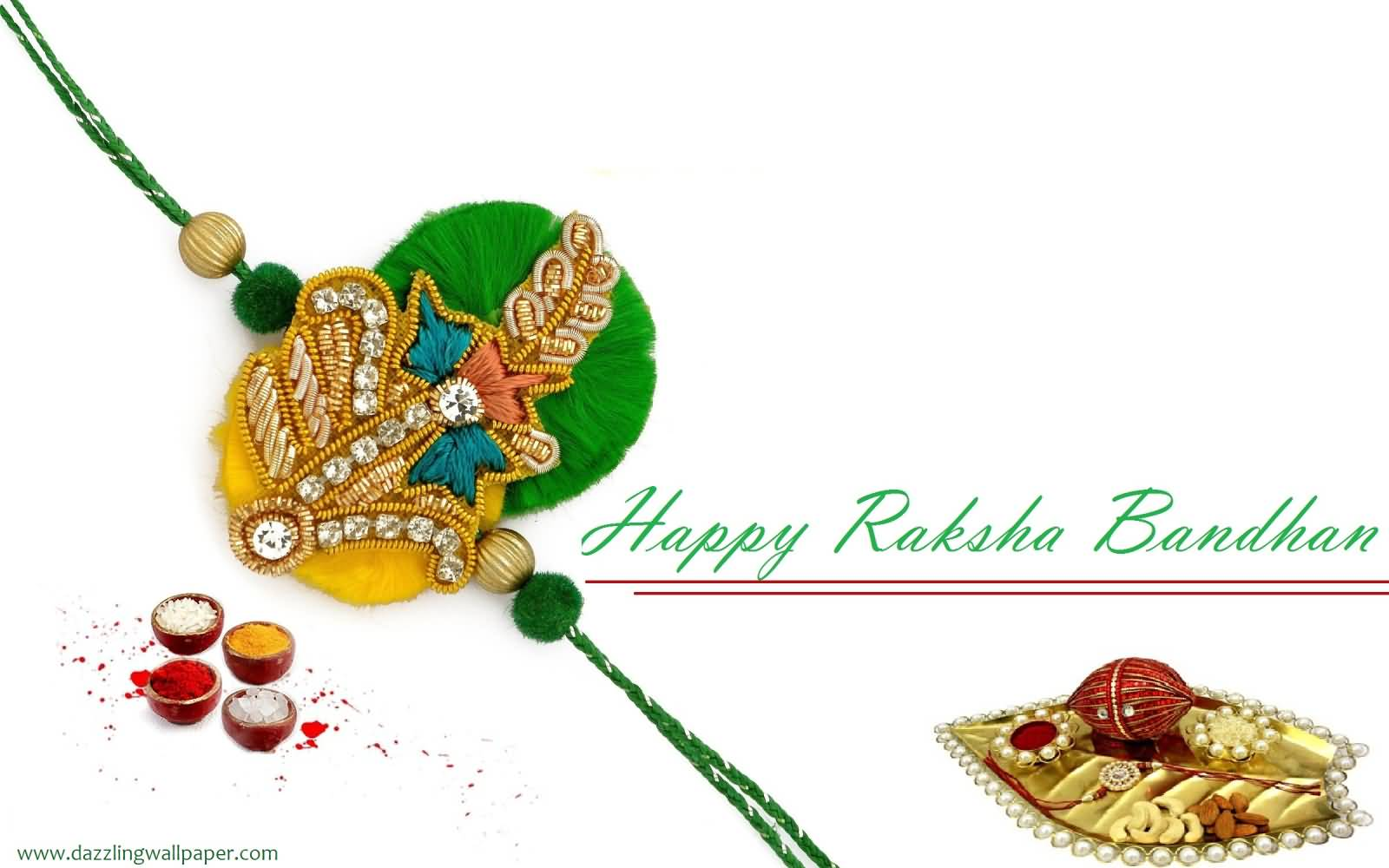Happy Raksha Bandhan Wishes To You
