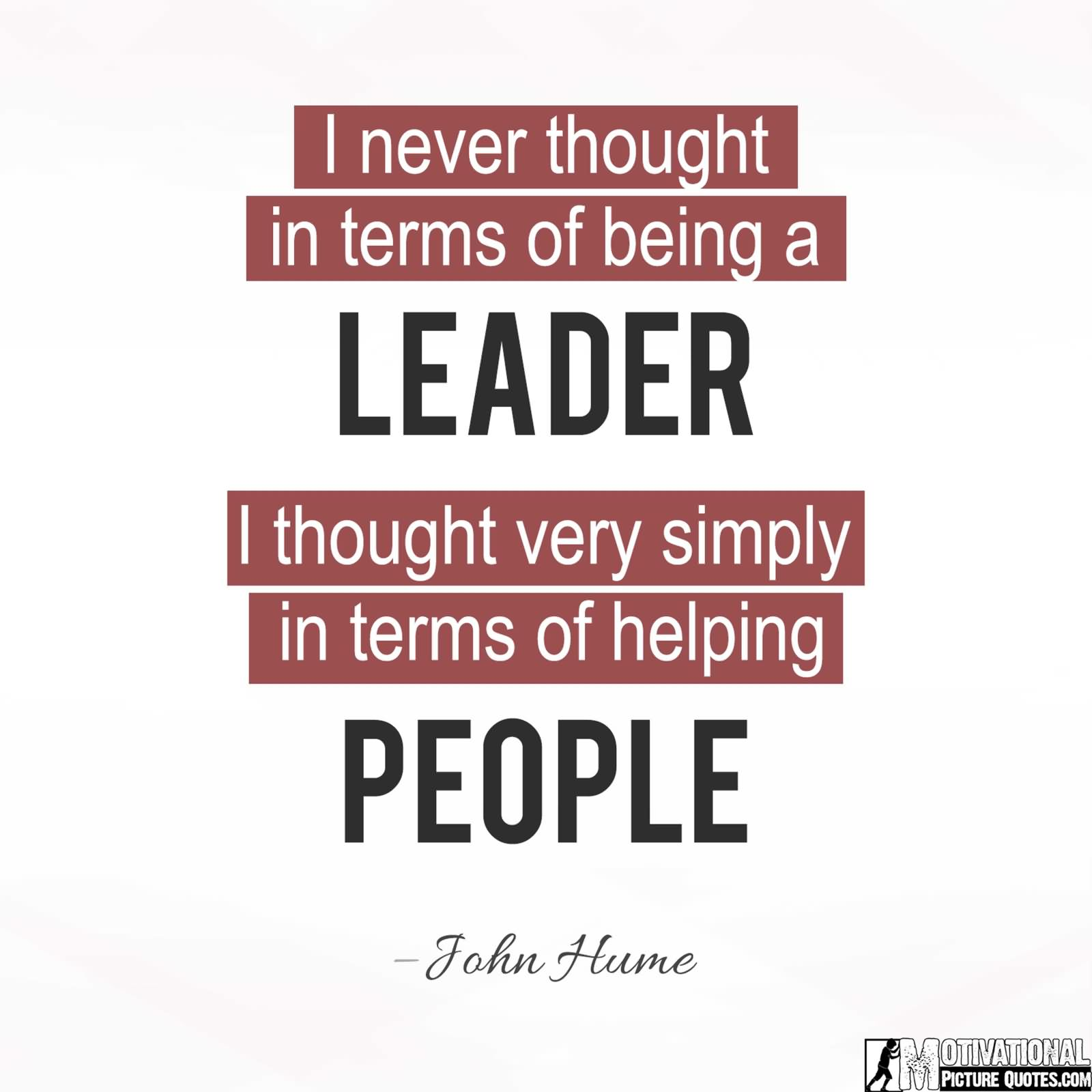 Thought Leader: 75+ Leadership Quotes, Sayings About Leaders