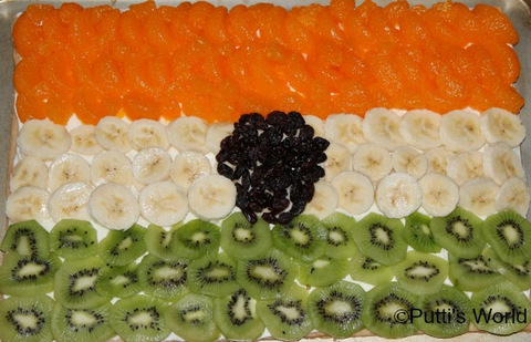 20 most beautiful decoration ideas for independence day - Kids fruit salad decoration ...