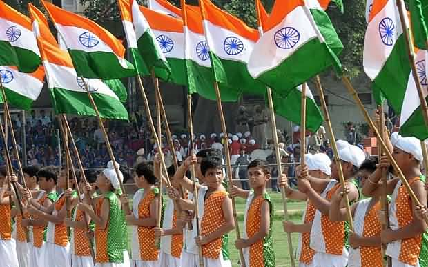Flag Festival India: 60+ Most Beautiful Greeting Pictures Of Independence Day