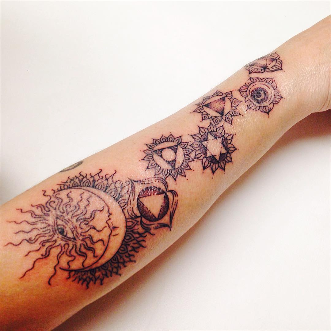 15 Spiritual Tattoos For Sleeve