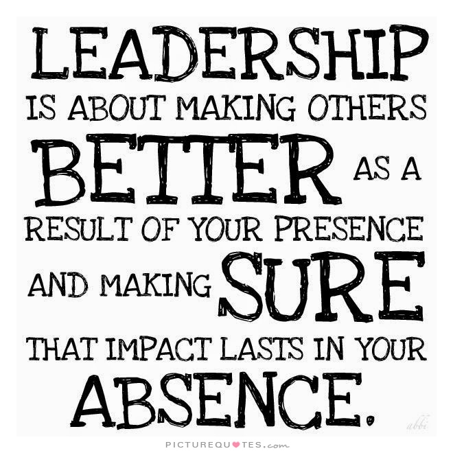 Good Leadership Quotes: Leadership Quotes