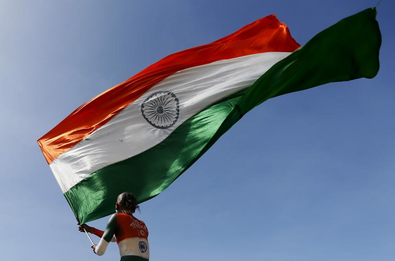 Indian Flag Flying Wallpaper: 60+ Most Beautiful Greeting Pictures Of Independence Day
