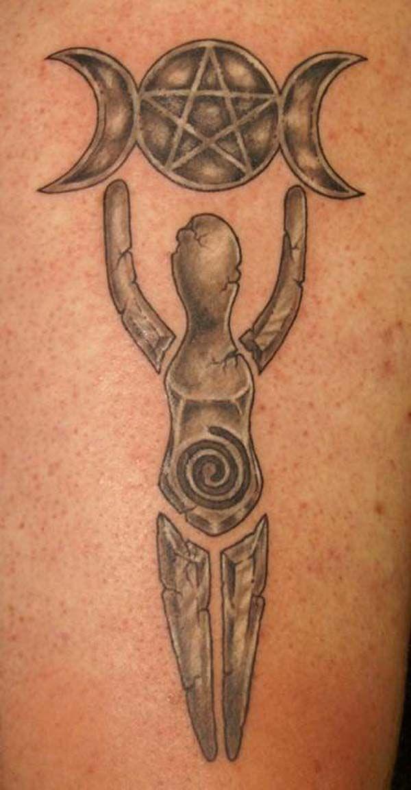 55 amazing pagan tattoos ideas. Black Bedroom Furniture Sets. Home Design Ideas