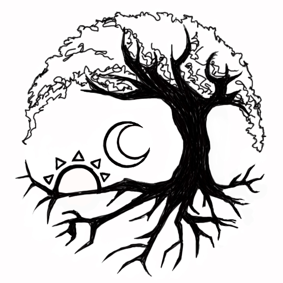 Gallery For gt Simple Tree Of Life Design