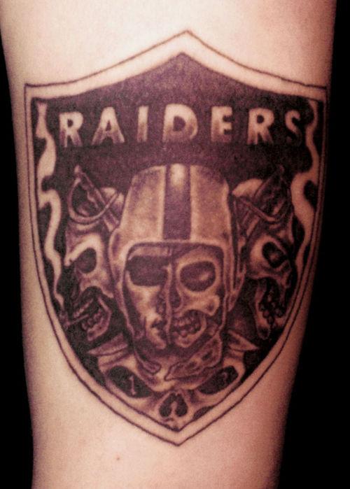 11 oakland raiders tattoos ideas for Oakland raiders tattoo