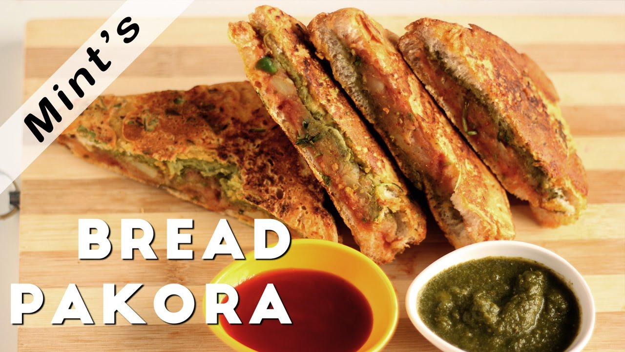 Recipes on askideas food that you love to cook oil free healthy bread pakora recipe video in hindi forumfinder Gallery