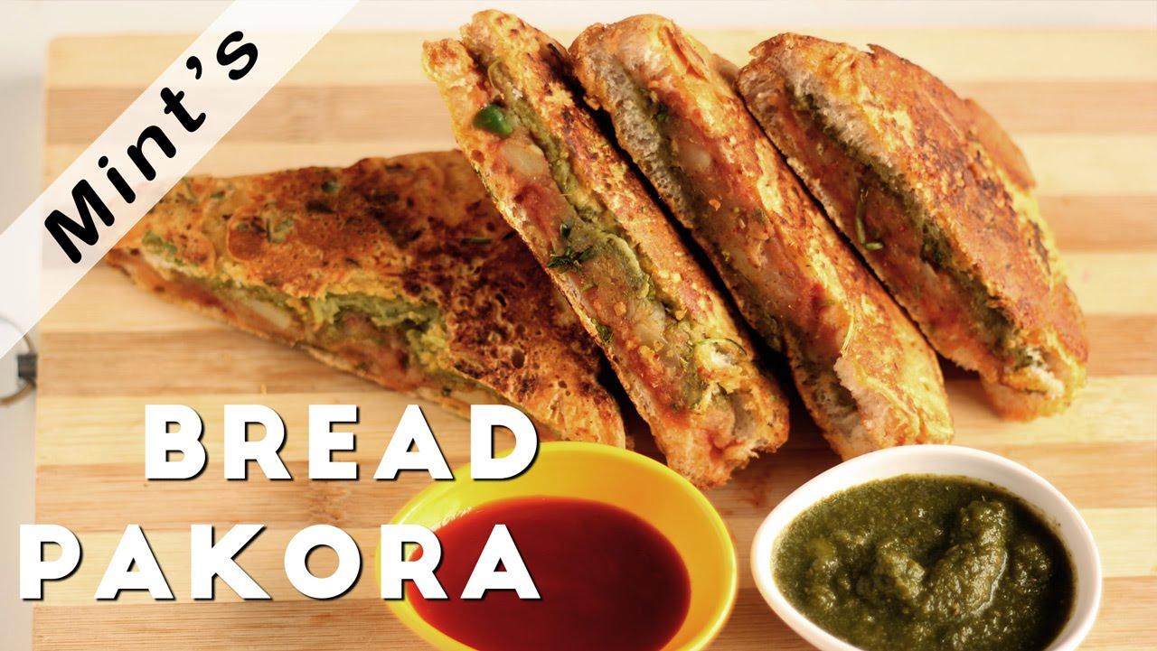 Oil free healthy bread pakora recipe video in hindi forumfinder Images