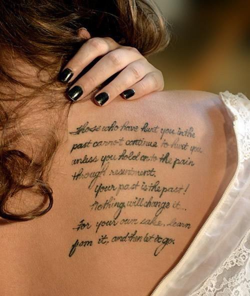 Women Strength Quotes Tattoos Quotesgram: 69+ Incredible Strength Tattoos
