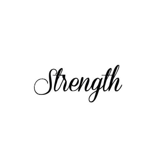 Tattoo Ideas Strength: 35+ Strength Tattoos Ideas