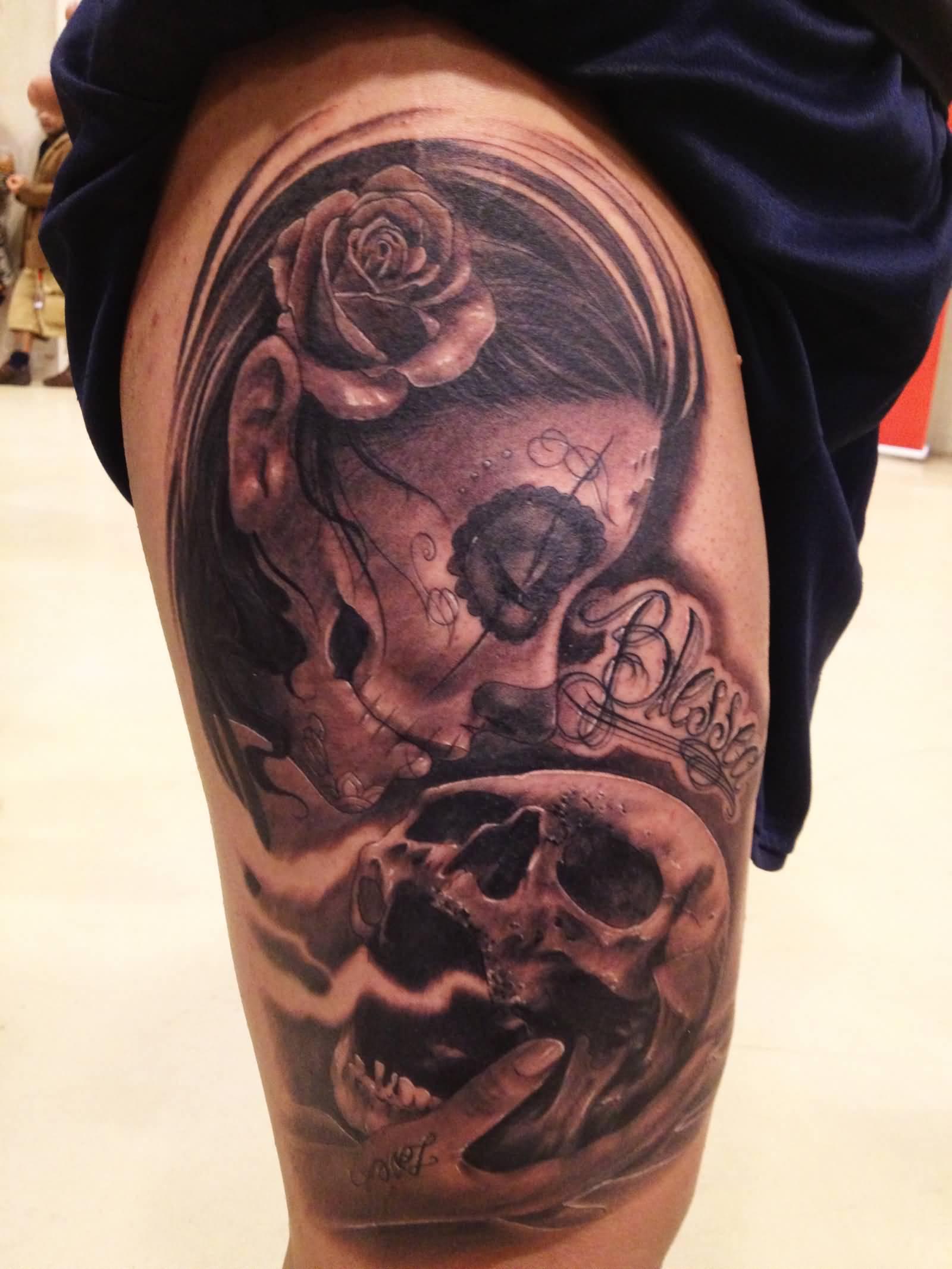 Catrina Tattoos Askideas Com