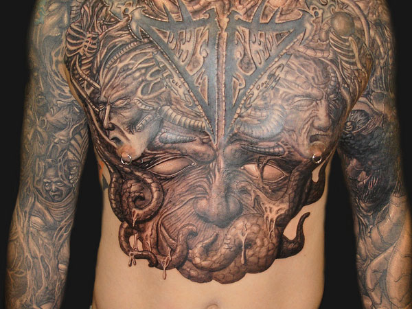 65 Latest Satan Tattoos Ideas