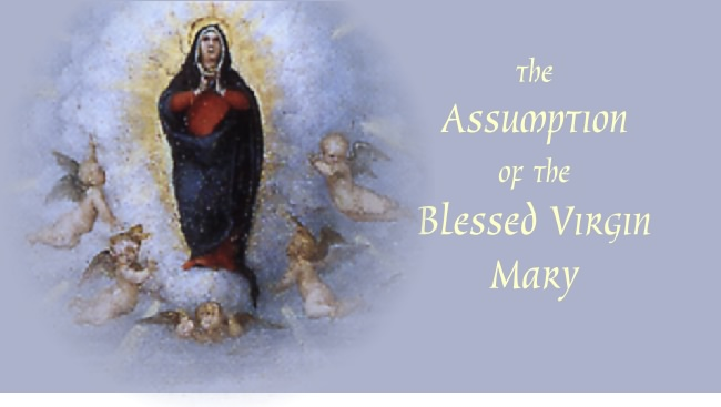 50 best assumption of mary wishes pictures and photos the assumption of the blessed virgin mary m4hsunfo