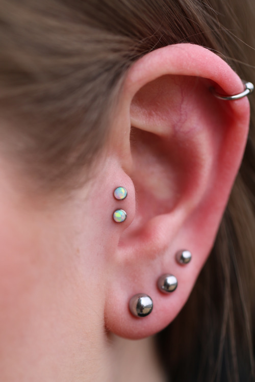 Forward Helix Piercing Ring