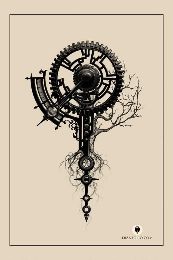 15 Tree Of Life Tattoos On Back