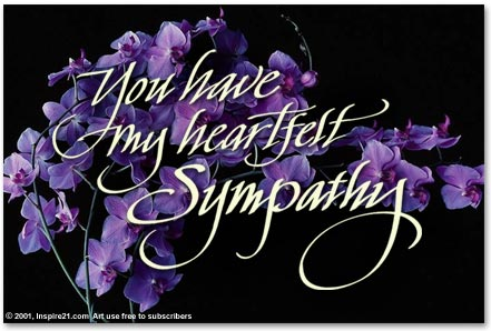50 sympathy message pictures and photos