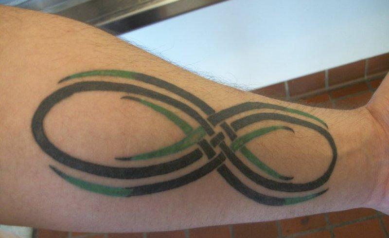 80 Infinity Symbol Tattoos Ideas