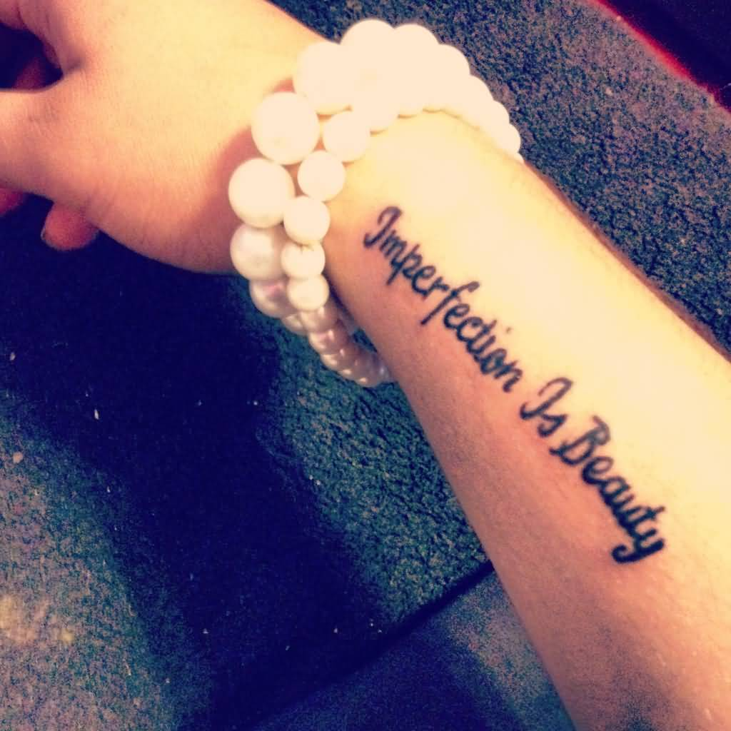 Short Tattoo Quotes For Girls: 25+ Marilyn Monroe Quote Tattoos