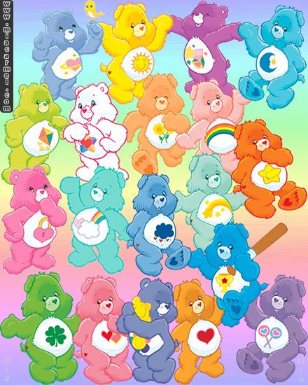 Care Bears Wallpaper: 55+ Best Care Bear Pictures And Photos