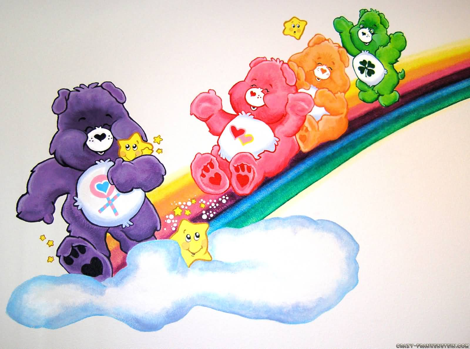 50 most beautiful care bears photos and pictures - Care bears wallpaper ...