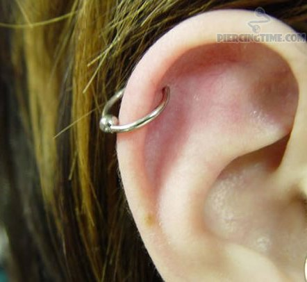 31 awesome hoop piercing pictures
