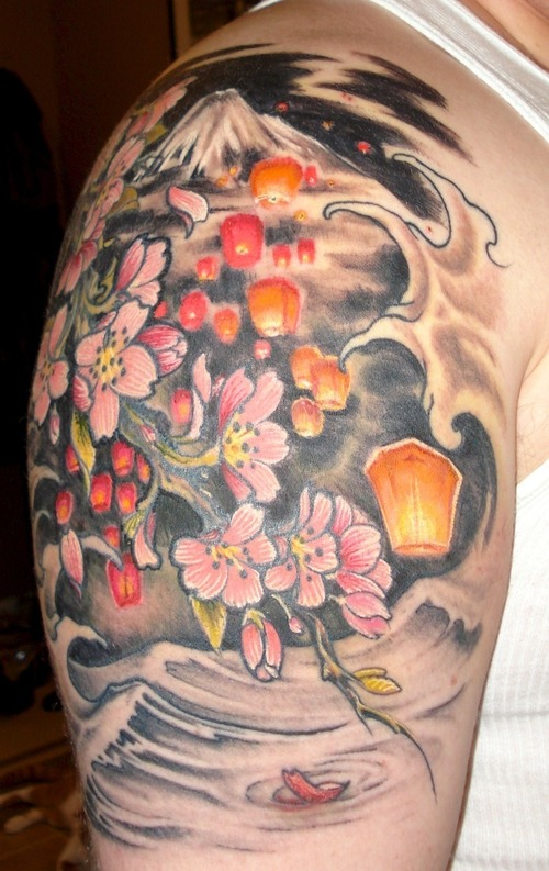 9+ Chinese Lantern Tattoos