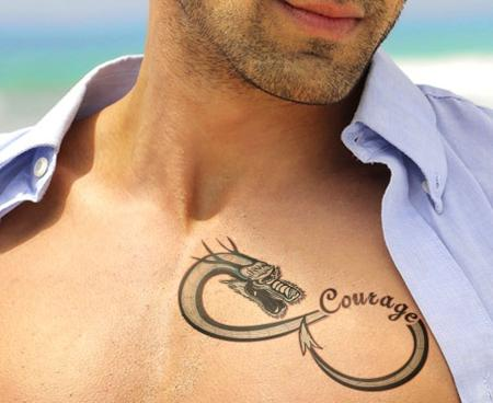80 infinity symbol tattoos ideas for Sign for tattoo