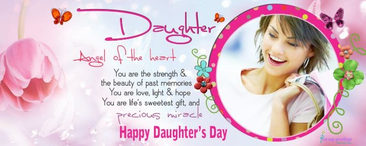 Daughter angel of the heart happy daughters day m4hsunfo