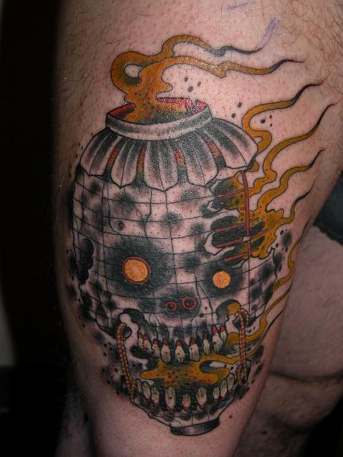 51 Latest Lantern Tattoos Collection
