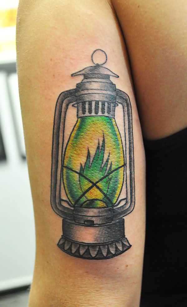 5 Japanese Lantern Tattoos