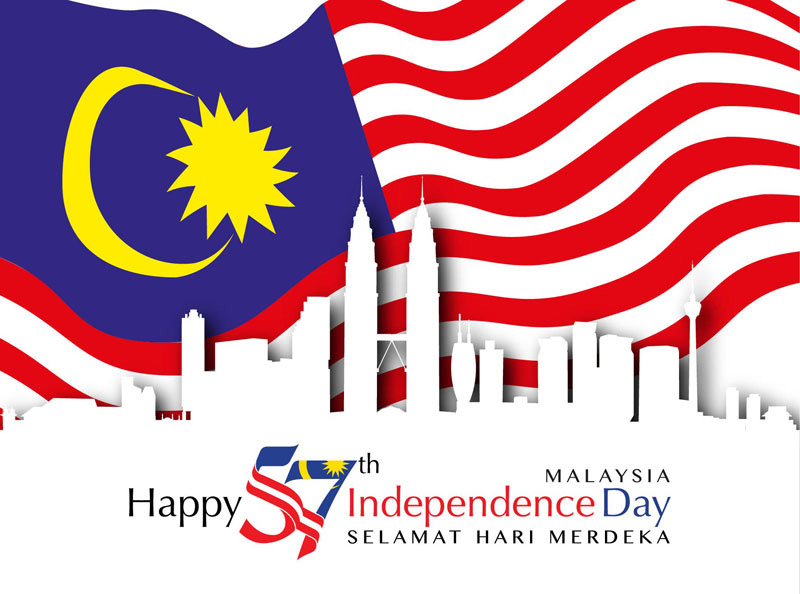 independence day of malaysia
