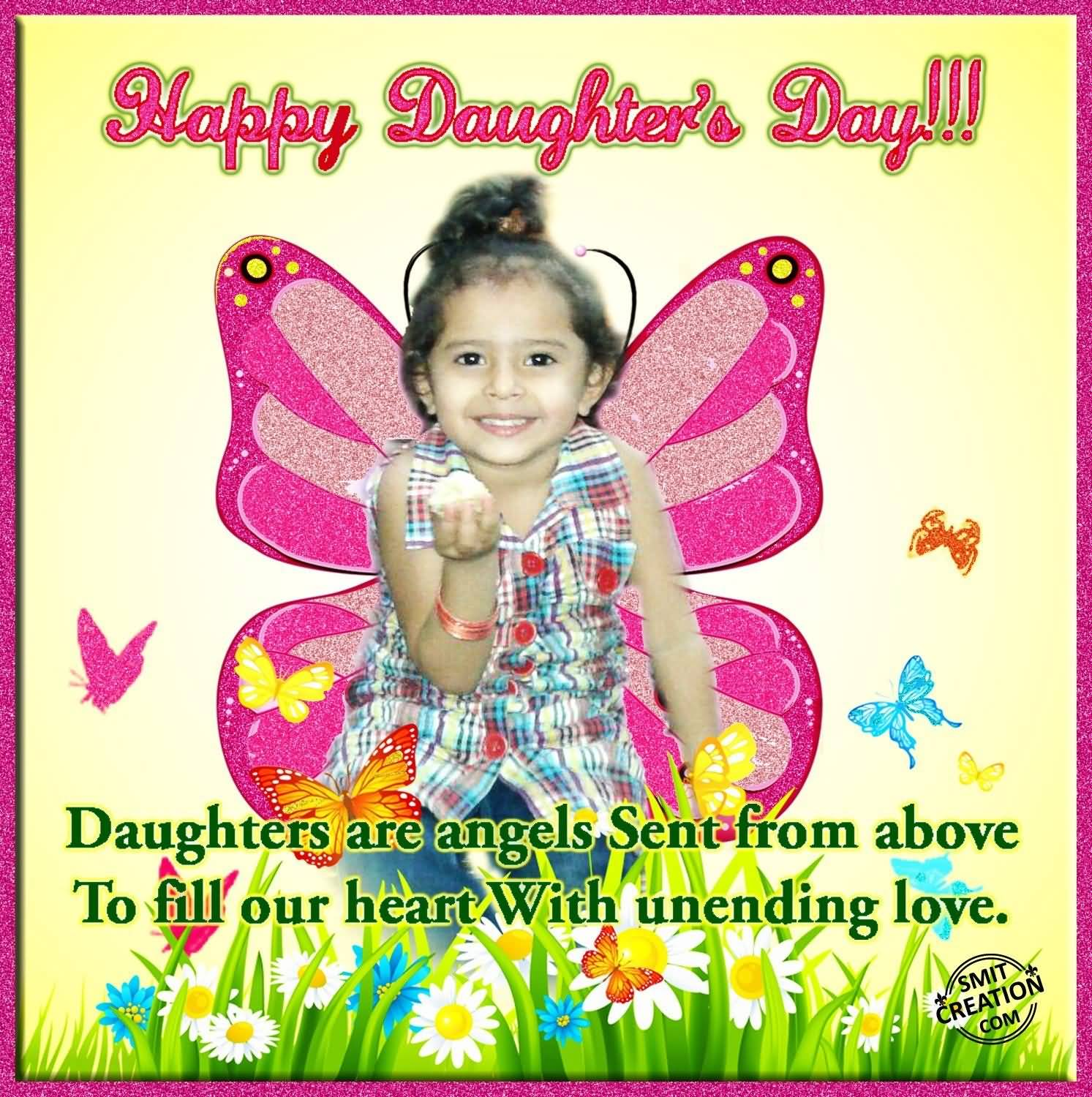 55 most beautiful daughters day wish pictures and images happy daughters day 2016 greetings kristyandbryce Images