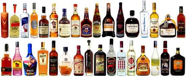 Happy National Rum Day Bottles Of Rum