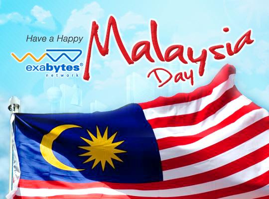 16 September Malaysia Day