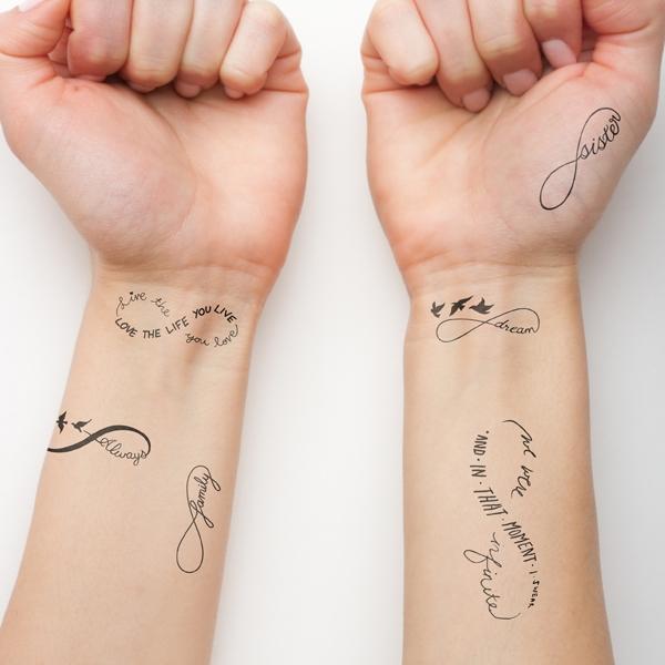 Infinity Henna Tattoo: 80+ Infinity Symbol Tattoos Ideas