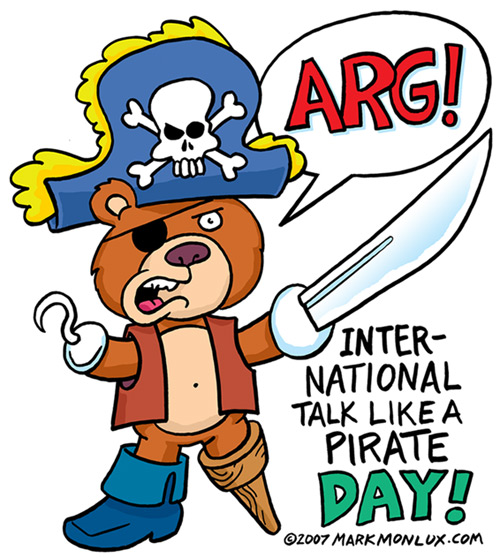 talk like a pirate day - photo #39
