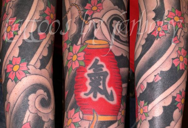 5 Japanese Lantern Tattoos