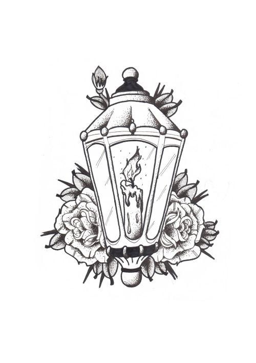 52 lantern tattoos designs. Black Bedroom Furniture Sets. Home Design Ideas