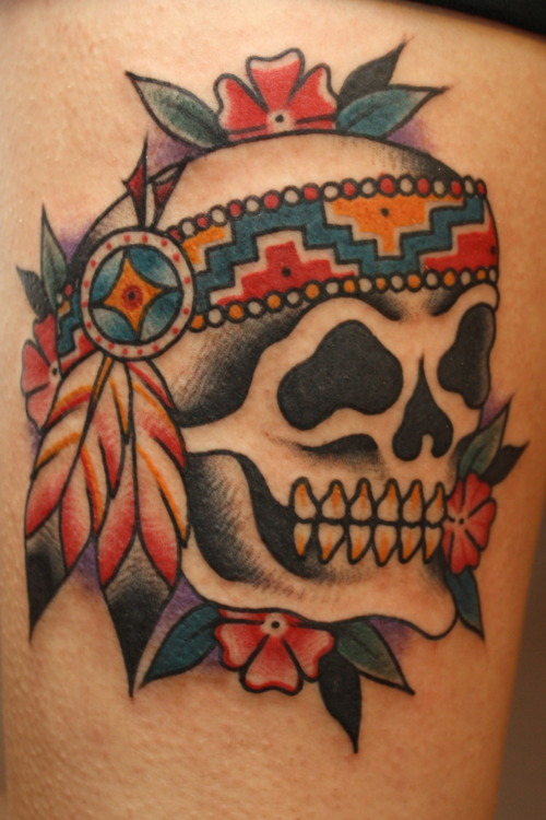 Old School Tattoo Skulls Images amp Pictures Becuo