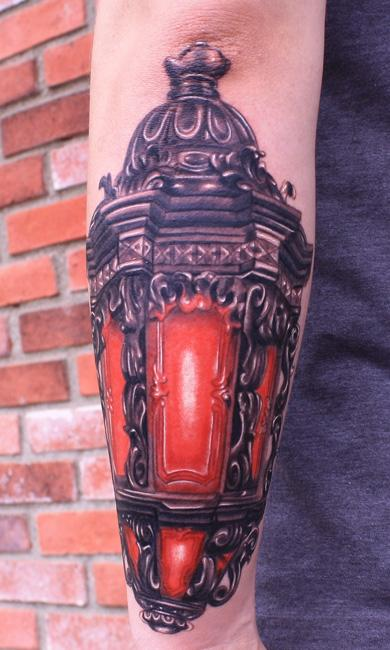 17+ Lantern Tattoos On...