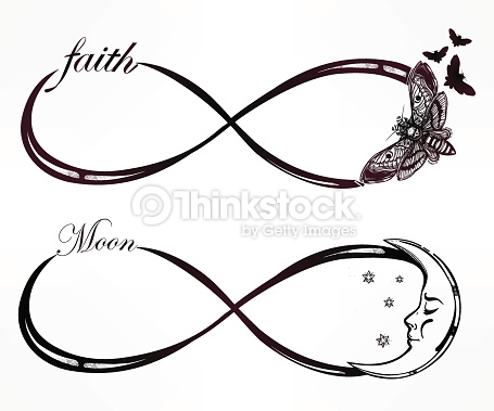 55 infinity symbol tattoo designs. Black Bedroom Furniture Sets. Home Design Ideas