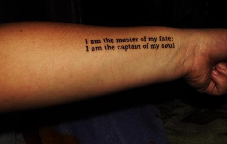 17+ Poem Tattoos On Arm