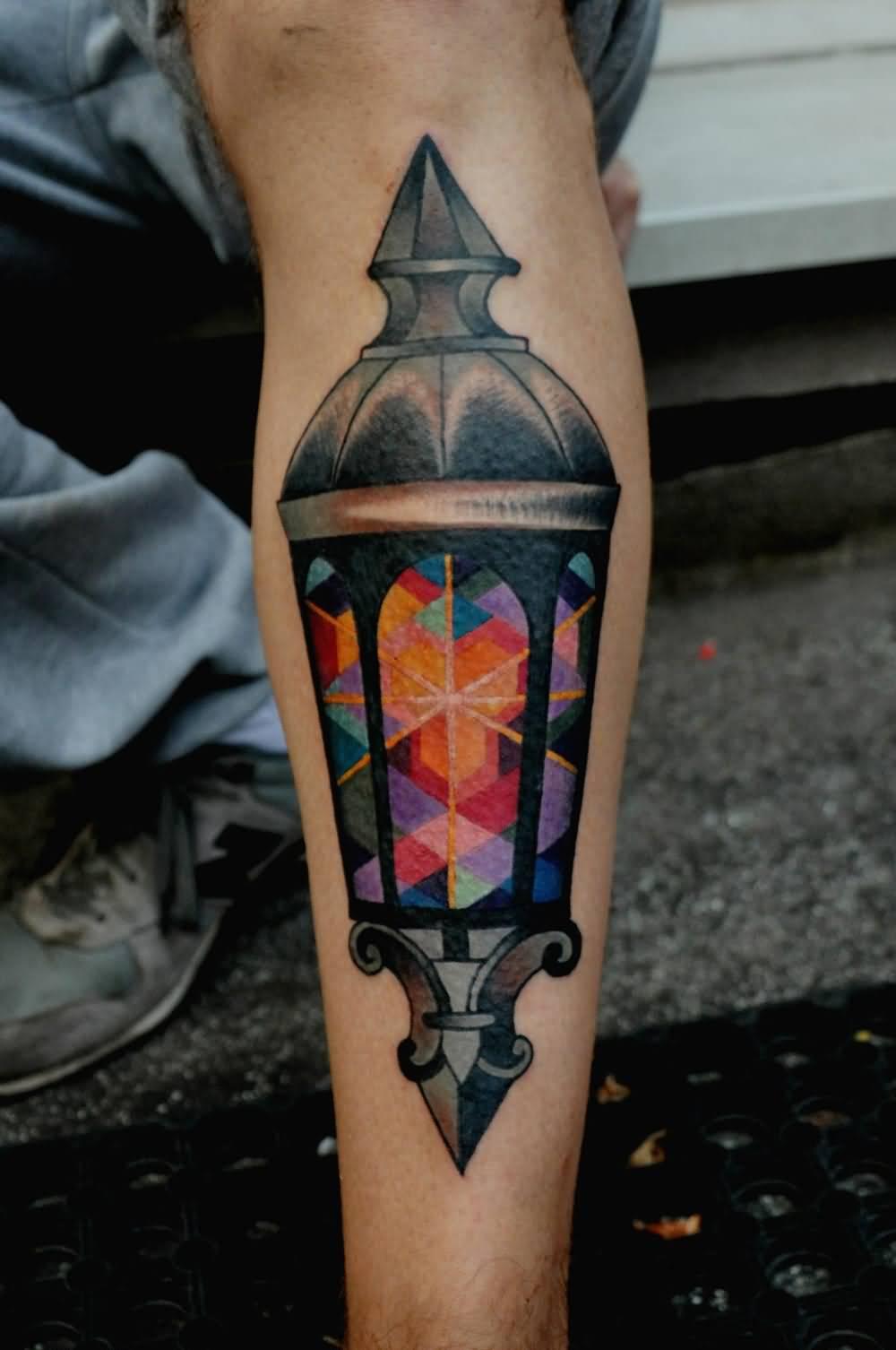 22+ Best Lantern Tattoos
