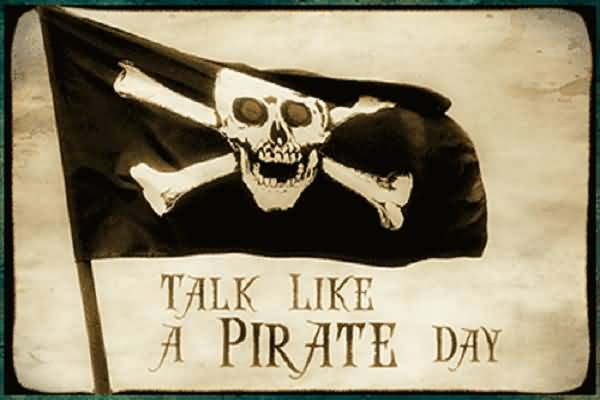 talk like a pirate day - photo #38