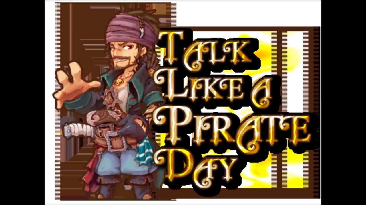 talk like a pirate day - photo #20