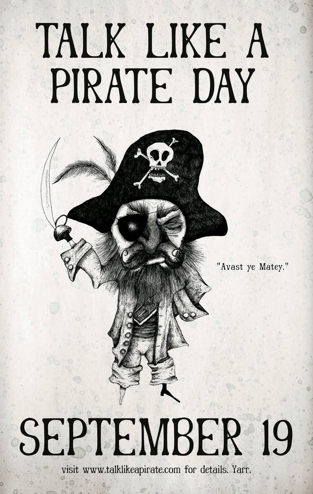 talk like a pirate day - photo #6