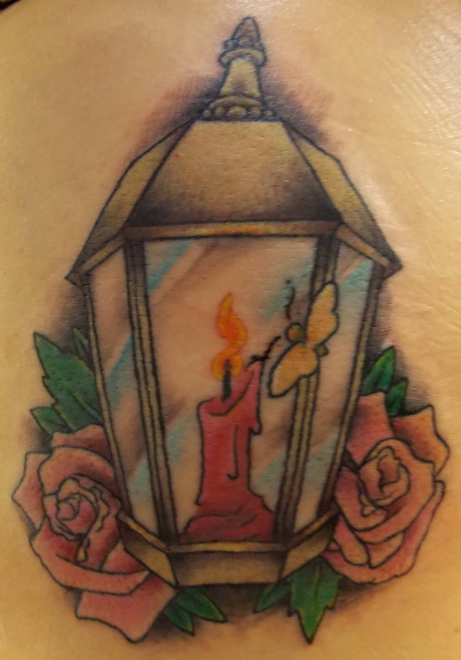 40 Traditional Lantern Tattoos